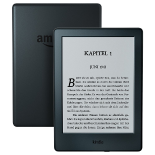 Amazons E-Book-Reader Kindle