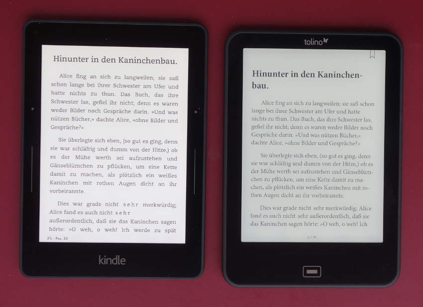 Amazons Kindle Voyage im Test