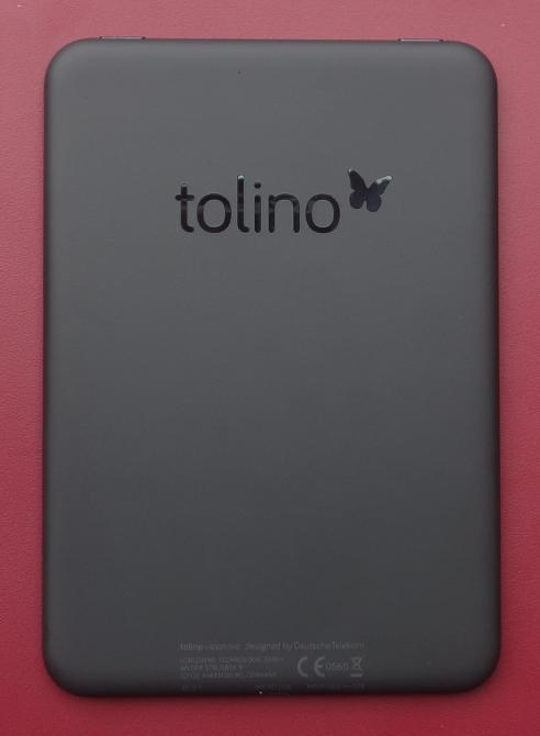 Tolino Vision 3 Hd Probleme